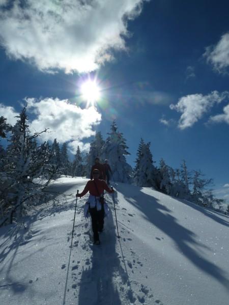 accompagnateur montagne, itinéraire Alpes française, itinéraire massif du Vercors