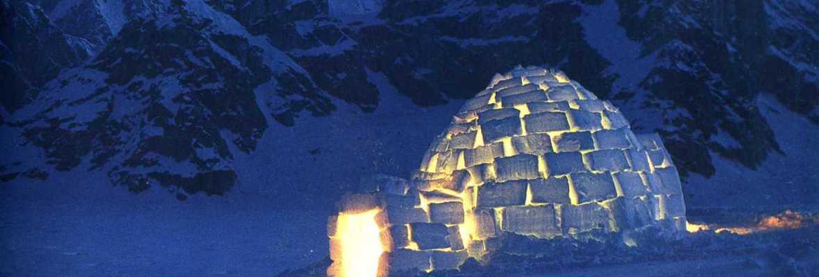 nuits en igloo, séjours montagne, randonnées montagne